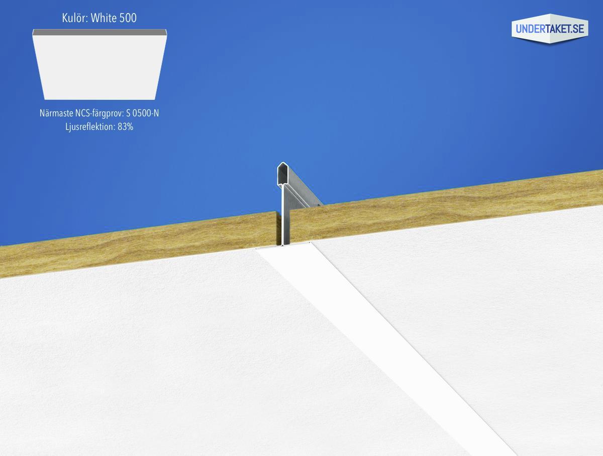advantage a en funktionell undertaksplatta som skapar stilrena undertak. Black Bedroom Furniture Sets. Home Design Ideas