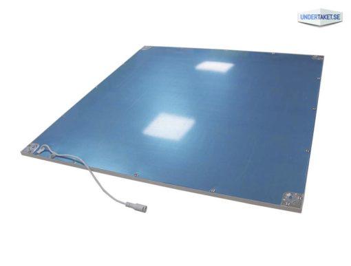Undertak, Armatur, Billig armatur i undertak, LED-panel LUX, Malmbergs, Infälld armatur, Lampa i undertak, 595x595x10 mm, 1195x295x10 mm, Undertaket.se